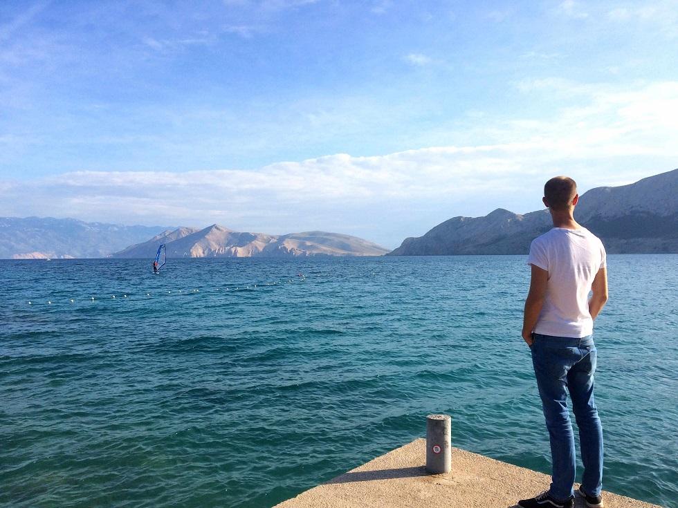 Baska Urlaub