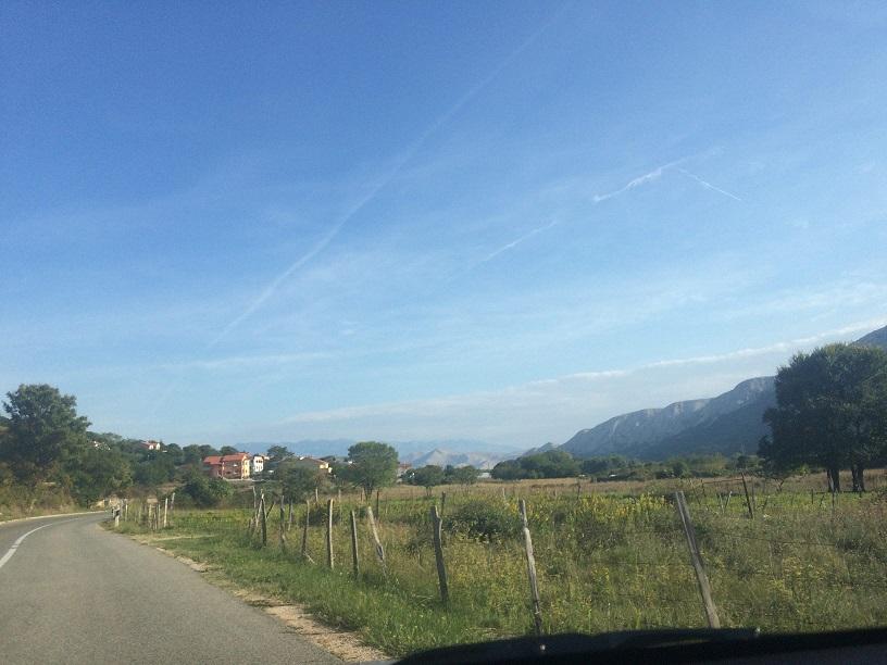 Baska Anfahrt