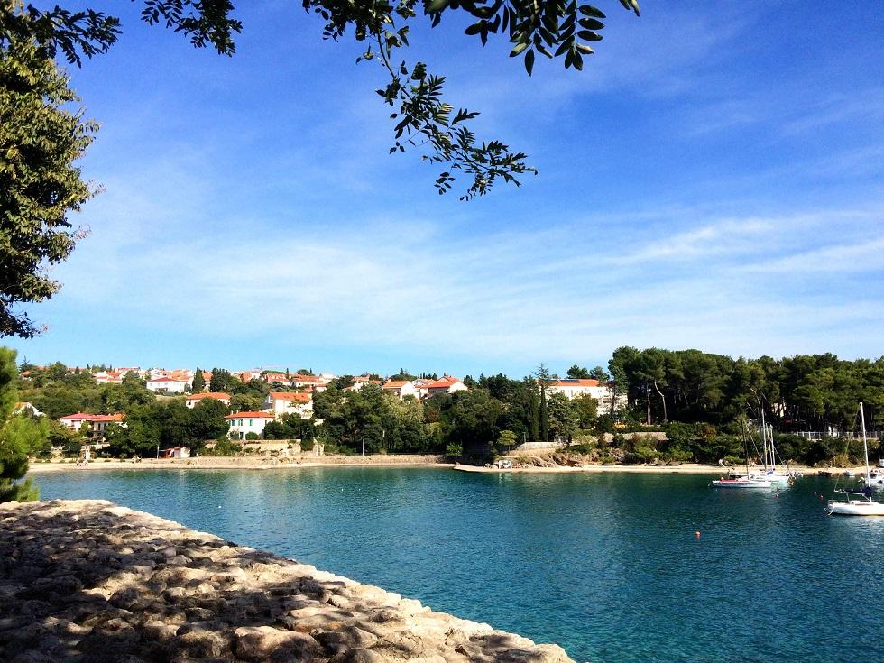 Kroatien Krk Strand