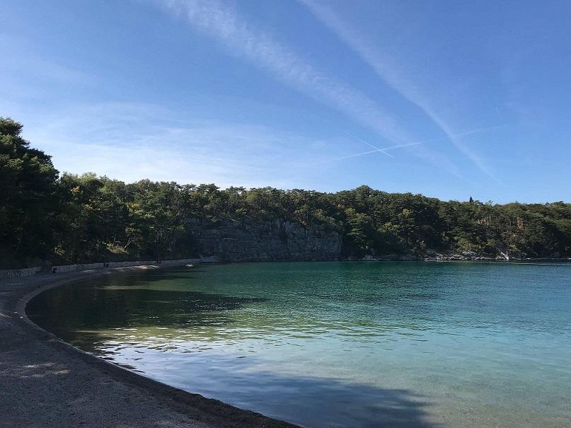 Omisalj Bucht