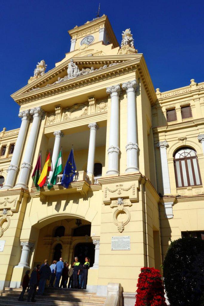 Malaga Rathaus