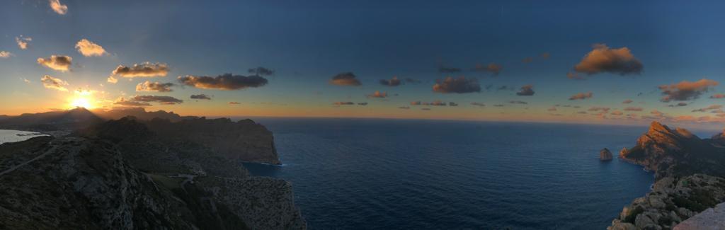 Cap Formentor Panorama
