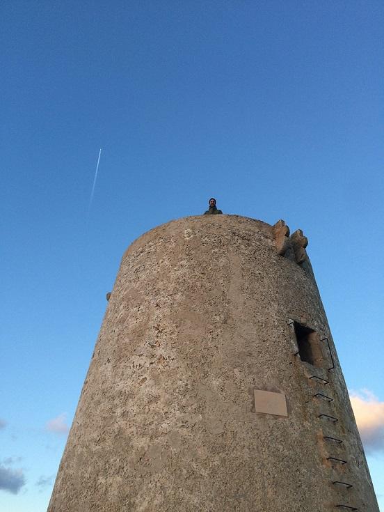 Talaia d'Albercutx Wachturm