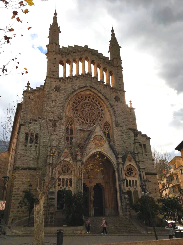 Soller Kathedrale