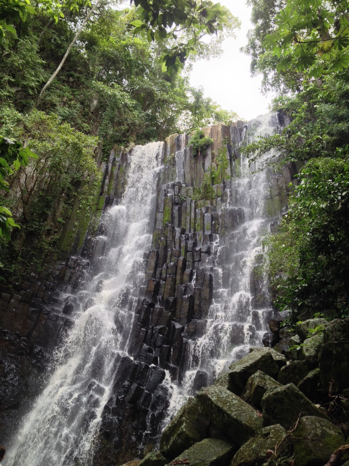 Wasserfall Los Tercios