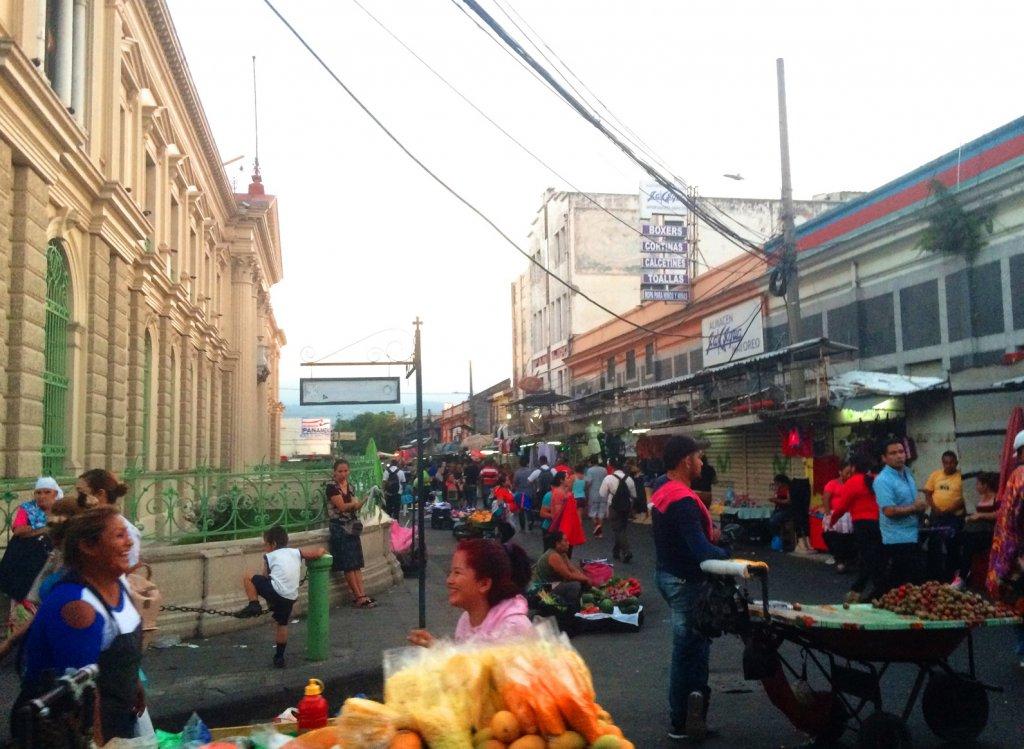 San Salvador Markt