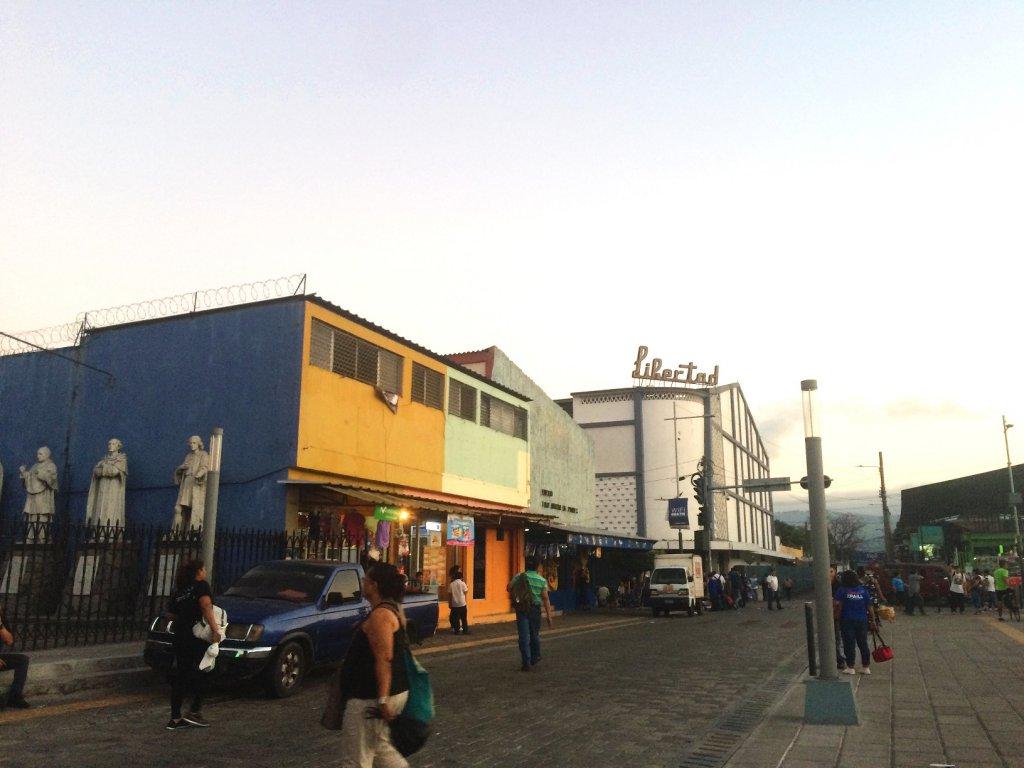 San Salvador Stadt