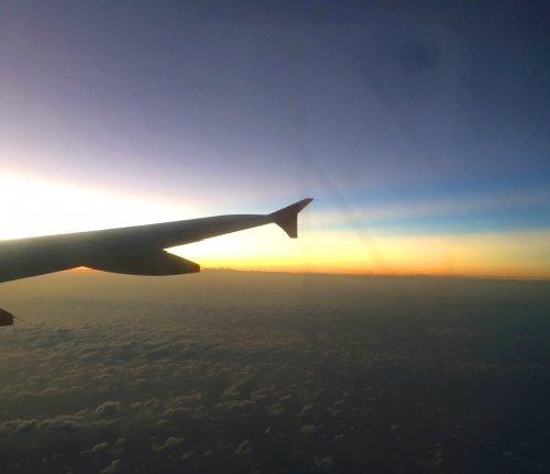 El Salvador Flugzeug