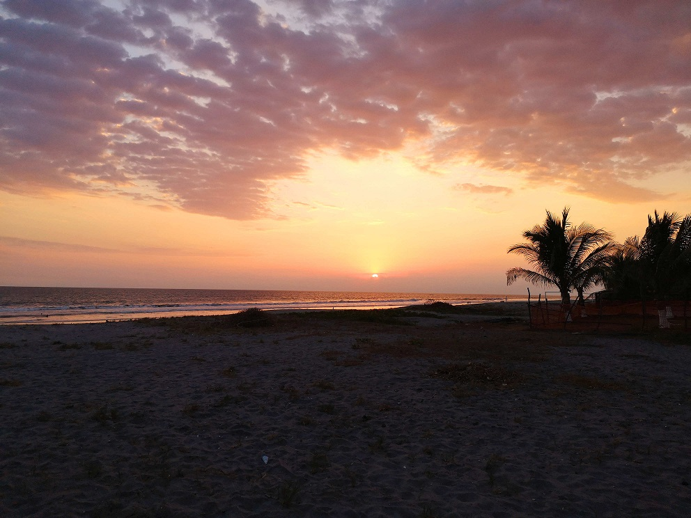 Costa del Sol Sonnenuntergang