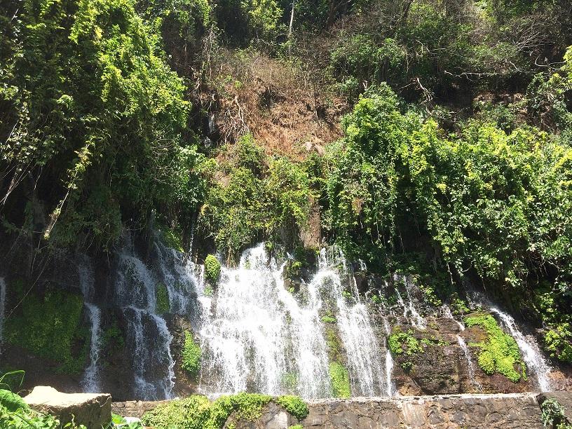 Juayua Wasserfall
