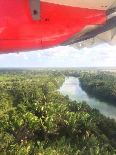 Belize Reisetipps Flugzeug