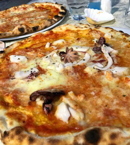 Sardinien Pizza
