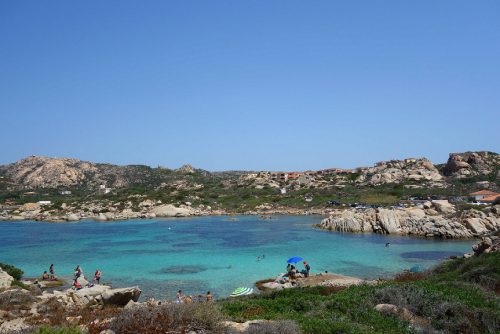 Sardinien Punta Tegge Bucht