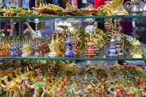 Arabische Souvenirs