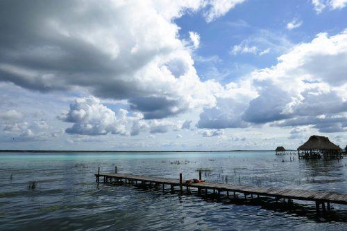 Laguna Bacalar Entspannung