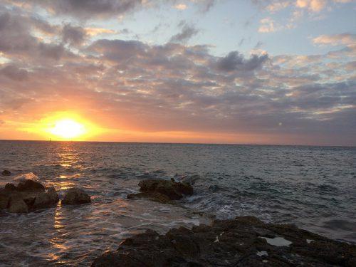 Cozumel Tipps Sonnenuntergang