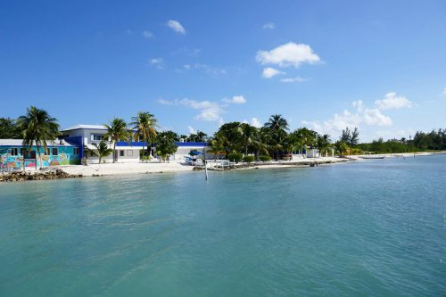 Isla Mujeres vom Steg