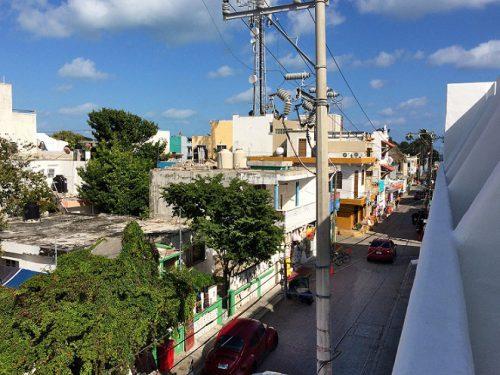 Isla Mujeres Straße