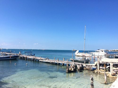 Isla Mujeres Tipps Boot