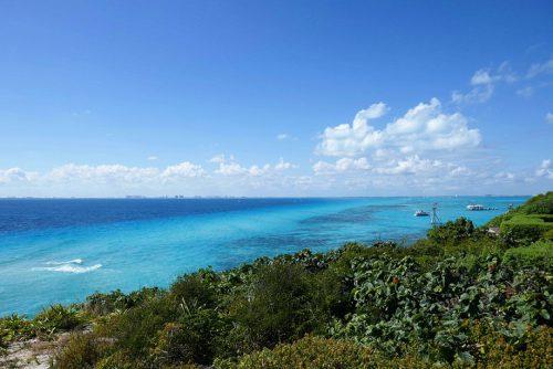 Isla Mujeres Meer