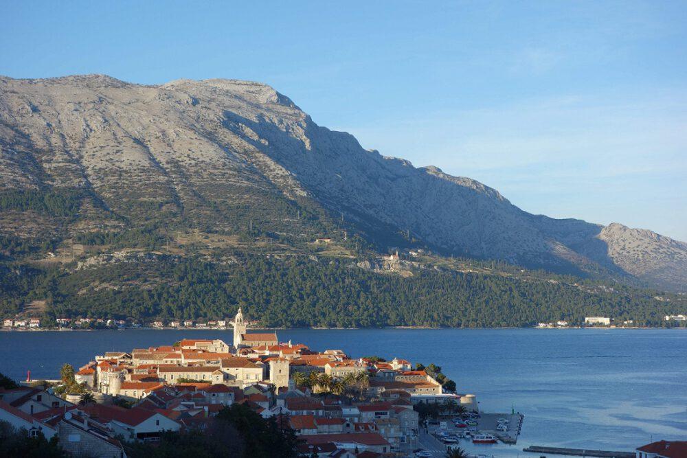 Kroatien Korcula Tipps