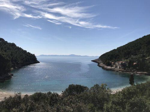 Pupnatska Luka Korcula Panorama