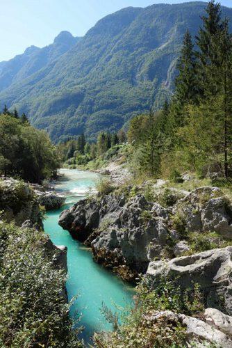 Soca Tal Fluss