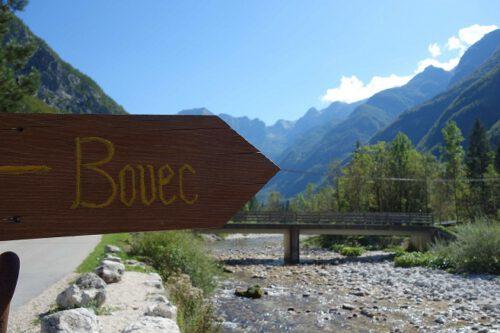 Bovec Unterkunft