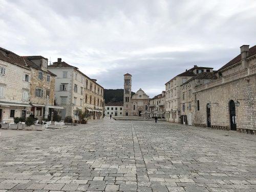 Hvar Stadt