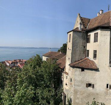 Meersburg Bodensee Burg