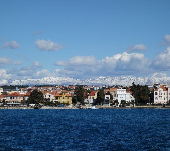 Zadar Kroatien Urlaub