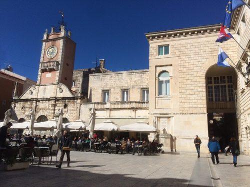 Zadar Volksplatz Narodni Trg