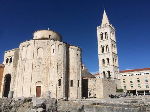 Zadar Kirche St. Donatus