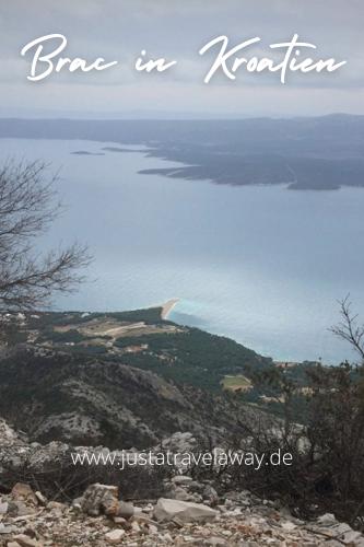 Pinterest Brac Kroatien