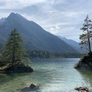Hintersee Wandern Berchtesgaden