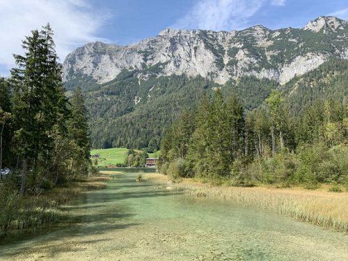 Hintersee Bayern Zauberwald